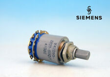 SIEMENS Ø23mm 1 Deck 3 Poles 3 Positions SHORTING Rotary Switch 3P3T 100V 0.5A