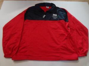 """Men's Team USA Olympics XL Jacket """"2012 London Olympics"""""""
