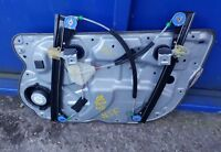 VW Polo 9N 9N3 4 Door N/S/F Left Side Front WINDOW WINDER REGULATOR MECHANISM