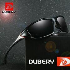 DUBERY Herren Sonnenbrille Polarisiert Brillen Sports UV400 Pilotenbrille DHL