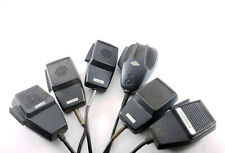 Lot of 6 CB Microphones | Cobra | Ranger | Uniden