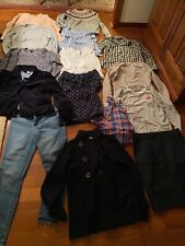 Lot of Women's Clothing 15 items Size M Medium Large L J.Crew Pre-owned Cleaned