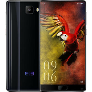 Elephone S8 64GB LTE Dual SIM schwarz