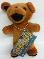 Grateful Dead Bean Bear, By Liquid Blue, BLUES MAN, New
