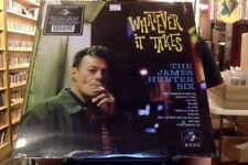 The James Hunter Six Whatever It Takes LP sealed vinyl + mp3 download