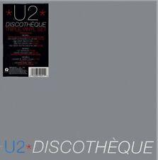 "U2 Discotheque  8 mixes Triple Pack  US 12"""