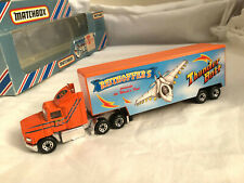 Matchbox Convoy Ford Aeromax  REITHOFFERS THUNDERBOLT