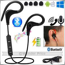 Wireless Earphones Bluetooth 4.1 Sweatproof Sport Headphones for iPhone 7 8 X
