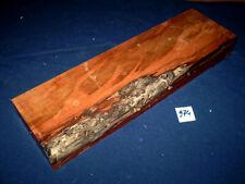 Tineo drechseln Drechselholz schreinern      405 x 118 x 49 mm    Nr. 974