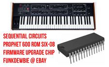 Sequential Circuits Prophet 600 OS SIX-08 EPROM Firmware Update KIT / New ROM