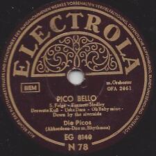 Die Picos Akkordeon Duo mit Rhythmus  : Pico Bello, Folge 5 + 6