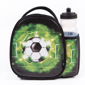 JJK Football Lunch Bag & Bottle- 6804