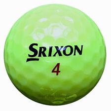 25 Srixon Z-Star X Tour Gelb Golfbälle im Netzbeutel AAAA Lakeballs ZStar yellow