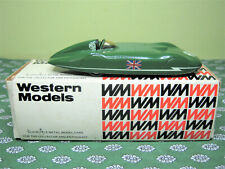 WESTERN MODELS  voiture record   1/43