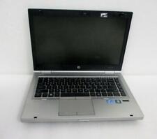 "HP EliteBook 8460P 14"" COre i5-2520M @ 2.50GHz 4GB No HDD Laptop (H323)"