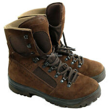 MEINDL BROWN DESERT COMBAT HIGH LIABILITY BRITISH ARMY BOOTS