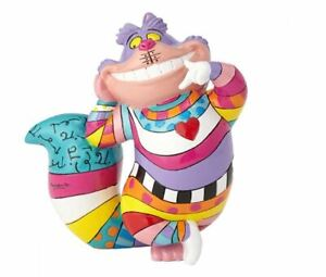 Disney Britto Cheshire Cat Standing Mini Figurine