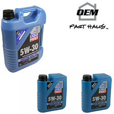 7 Liters 5W30 Fully Synthetic Liqui Moly Engine Motor Oil Longtime High Tech