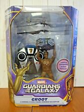 Marvel Licensed Guardians Of The Galaxy Groot 2CH IR RC Helicopter **UNTESTED**