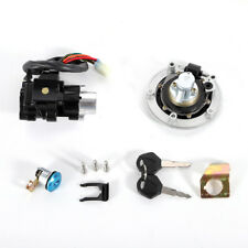 Fit Yamaha YZF R1 R6 US Ignition Switch Lock Fuel Gas Cap Key Set Durable UPS
