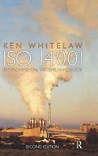 ISO 14001 Environmental Systems Handbook by Ken Whitelaw (2015, Hardcover,...