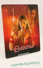 ELEKTRA - 3D LENTICULAR Flip Magnet Cover TO FIT bluray steelbook
