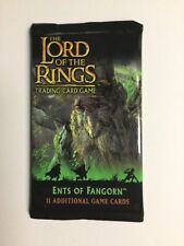LOTR Lord of the Rings Ents of Fangorn Booster Pack New! CCG TCG