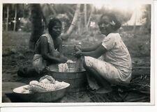 ILES GILBERT 1935 - Jeunes Filles Linge Océanie Océan Pacifique - IG 26
