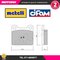 8220030-G Kit pastiglie freno a disco (CIFAM)