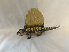 "Dimetrodon The Carnegie Collection - Safari 7"" Dinosaur Sailback Lizard Figure"