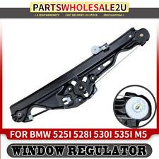 Rear Right Window Regulator without Motor for BMW E60 E61 525i 528i 530i 535I M5