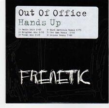 (EA671) Out Of Office, Hands Up - 2007 DJ CD