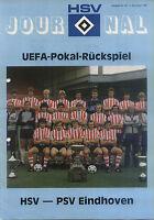 UEFA - EC III 80/81 Hamburger SV - PSV Eindhoven, 05.11.1980