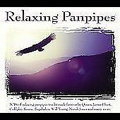 RELAXING PANPIPES -Factory Sealed New 3CD Box Set-w/Free Shipping!