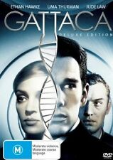 Gattaca (Deluxe Edition) New R4 Dvd