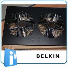 """Unit of Ventilation Rack Mount Fan Unit 2 x 10"""" BELKIN RK5006ek"""