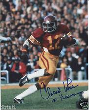 Charles White 1979 Heisman Trophy winner 8 x 10 Autograph Photo Auto w/ COA