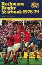 ROTHMANS RUGBY UNION YEARBOOK 1978-1979