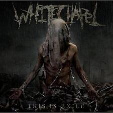 WHITECHAPEL - This Is Exile  CD NEU!