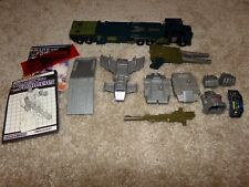 ONSLAUGHT BRUTICUS METAL CHEST VERSION COMPLETE MINT G1 ORIGINAL TRANSFORMER