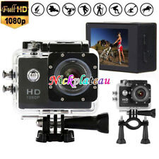 1080P SJ4000 HD Helmet Sport Action Waterproof Camera DV Camcorder For Gopro 2""