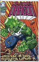 Savage Dragon 1992 series # 1 near mint comic book