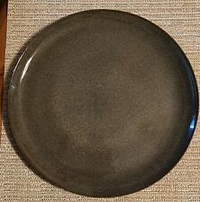 "Banana Republic 12 1/2"" Glazed Stoneware Charger/Platter"