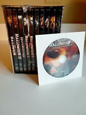 Halloween Complete Collection Blu Ray 15-Disc Set w/ Fixed 4th Disc Sealed New
