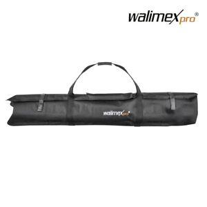 walimex pro Stativtasche 120 cm für 3 Stative mit 3 Einschubfächern