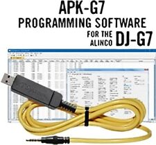 Rt Systems Apk-G7-Usb Programming Software w/ Usb Cable for the Dj-G7