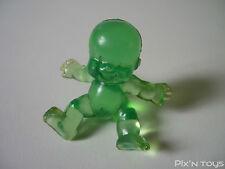 Les Babies / Figurine baby N°1 Sidonie l'ahurie - Vert Transparent