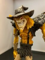 "Scarecrow Batman 8"" 1997 Kenner Action Figure Scarce"