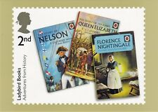 2017 LADYBIRD BOOKS NEW SEALED SET OF 8  PHQ CARDS. No 434 NEW ISSUE