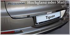 VW Tiguan  2007- 2015  Heckklappe Leiste aus  Edelstahl,Hochglanz oder Matt
